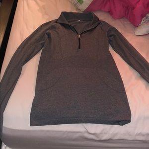 lululemon tight fitted jacket